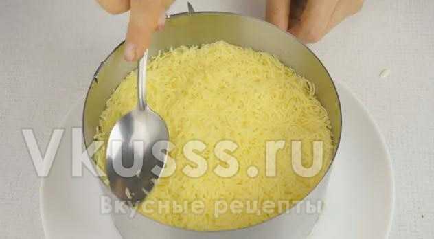 Сыр для салата мимоза