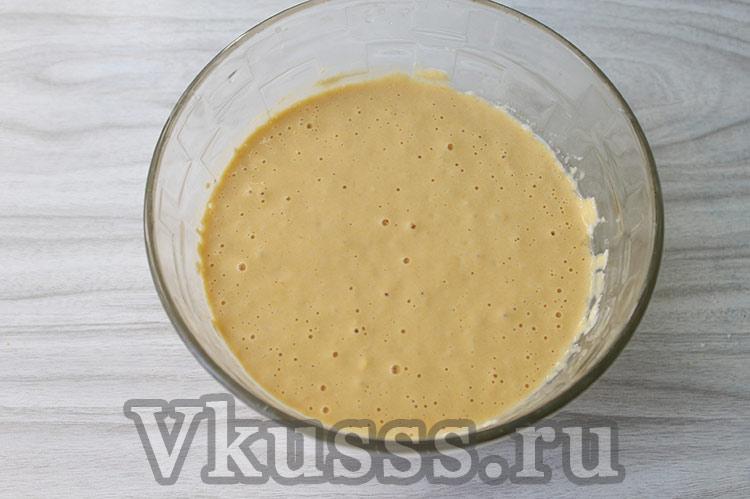 Тыквенный хлеб в духовке: тесто