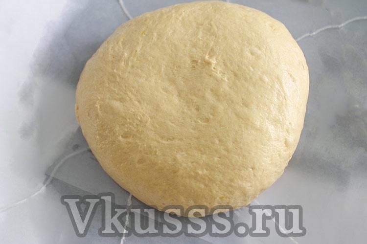 Тыквенный хлеб в духовке: формируем тыкву