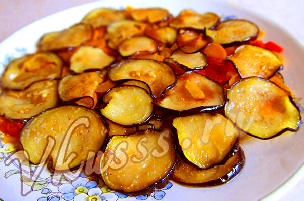 как приготовить баклажаны с помидорами вкусно