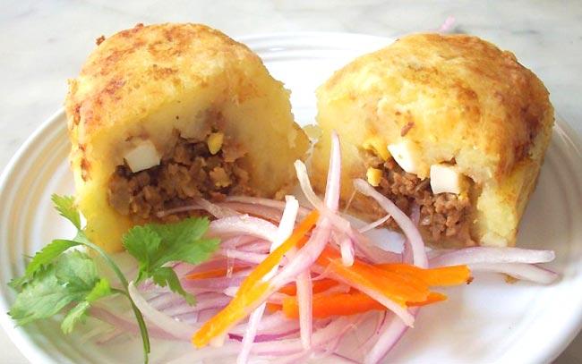 вкусные картофельные котлеты, папа рельена рецепт