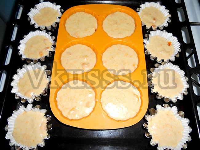 Кексы из тыквы: выпекаем в духовке