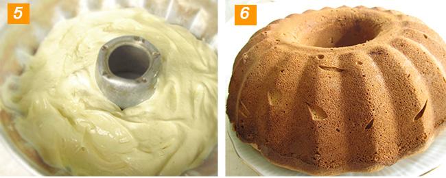 рецепт пышного простого бисквита фото