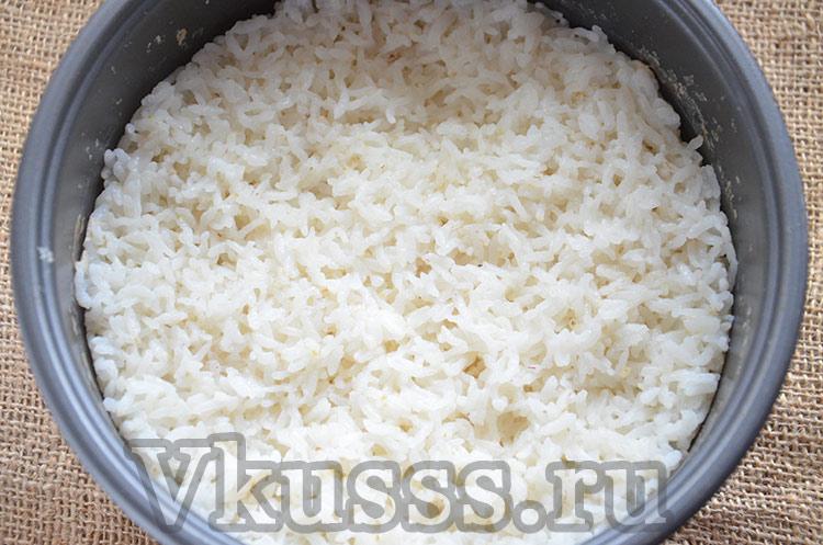 Рис для роллов