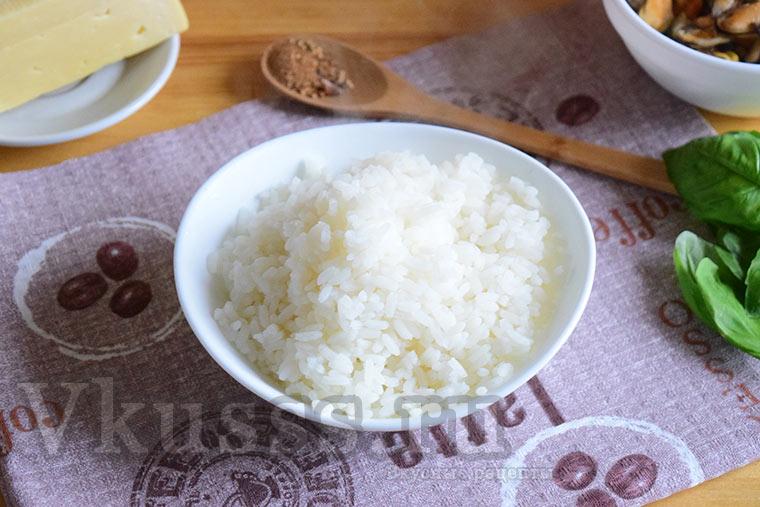Сварим рис для салата