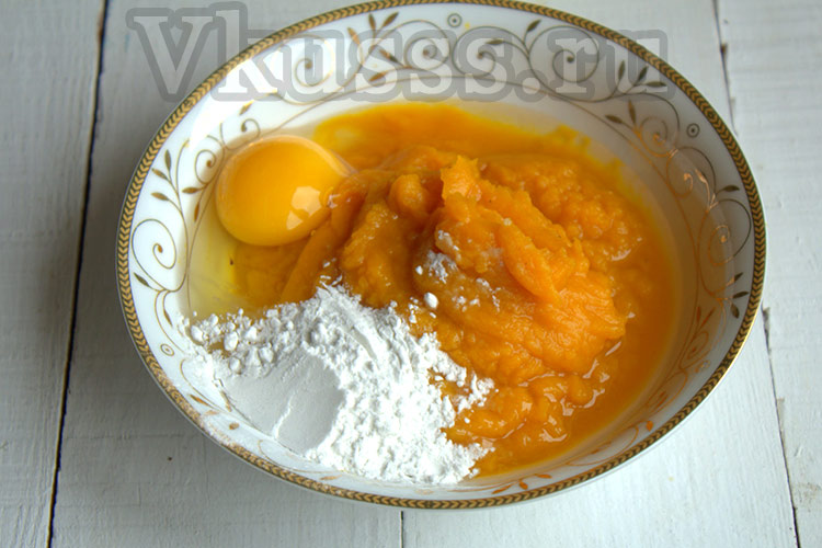 Творожная запеканка с тыквой рецепт пошагово, в духовке