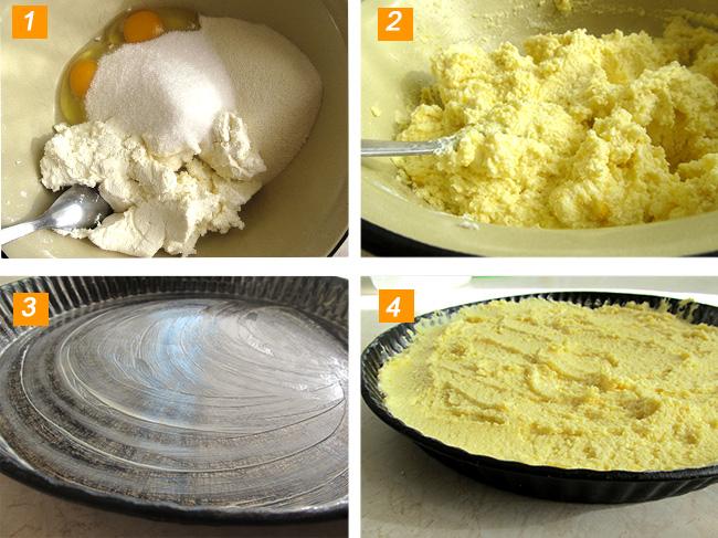 Запеканка из творога с манкой в духовке рецепт с фото пошагово видео
