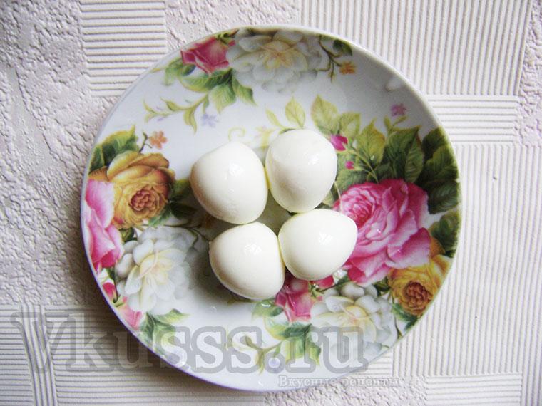 Перепилиные яйца