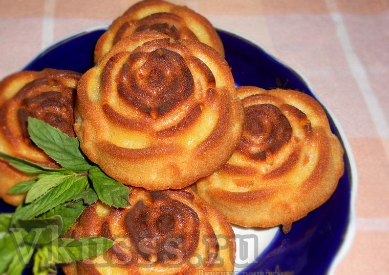 Кексы из тыквы рецепт пошагового приготовления