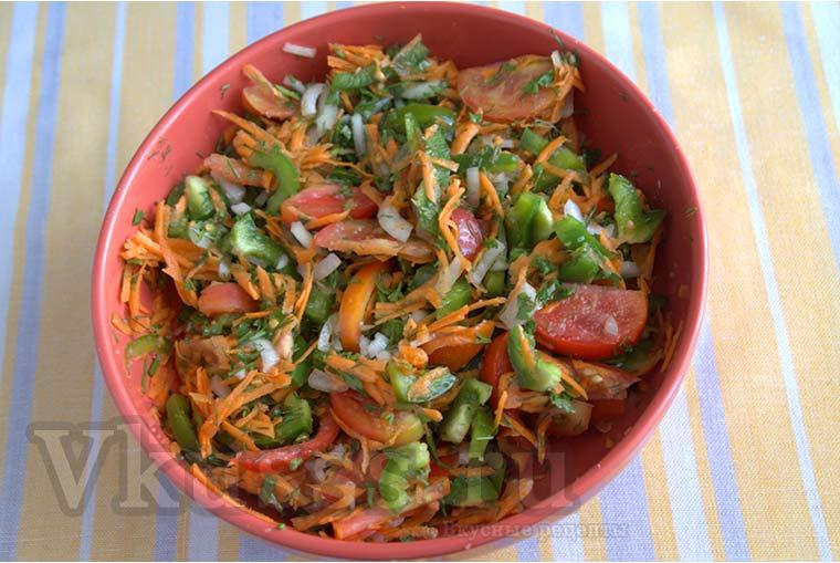 Приправа из овощей на зиму для супа