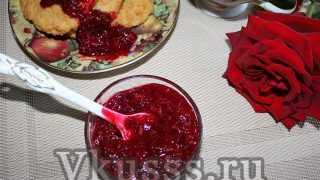 Варенье из лепестков розы: рецепт с фото