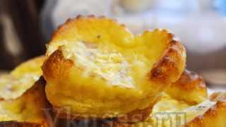 Йоркширский пудинг с начинкой: вкусный рецепт