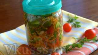 Приправа на зиму из овощей для супа: рецепт