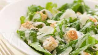 Салат «Цезарь» - рецепт с фото (пошагово)