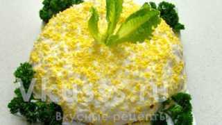Салат «Мимоза» - рецепт с фото пошагово