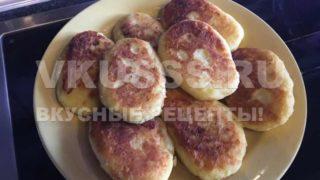 Классические картофельные зразы