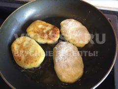 Готовые картофельные зразы