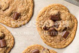 Овсяное печенье из starbucks