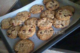 Готовое печенье из starbucks