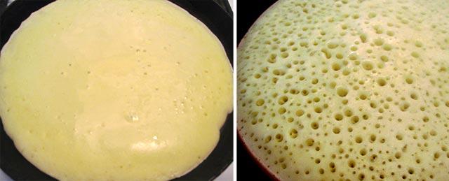 Блины на молочной сыворотке: фото рецепт