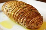 запеченный картофель в мундире в духовке рецепт фото картофель хессельбек