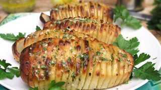 Как запечь картошку в мундире в духовке: рецепт с фото