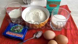 Шоколадные кексы в формочках с какао: рецепт с фото