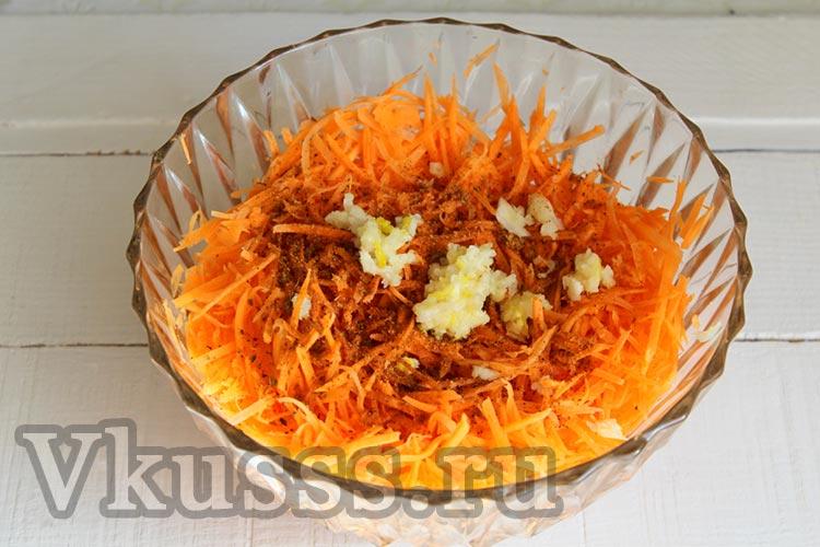как сделать и вкусно приготовить морковку по-корейски