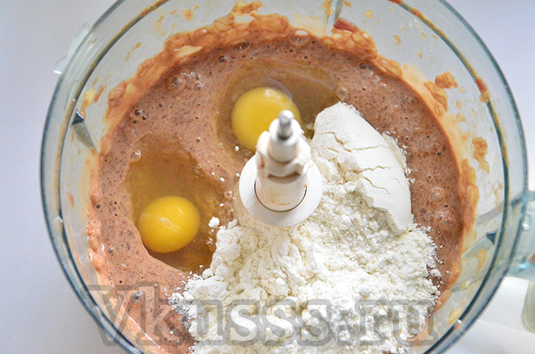 Фарш для печеночного торта