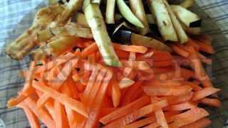 Тушеная говядина с овощами в мультиварке: рецепт с фото